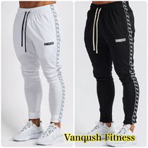 VANQUISH FITNESS Tapered Pants Street Style Tapered Pants