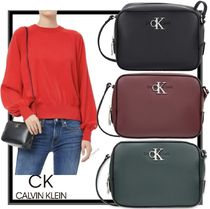 Calvin Klein Casual Style Shoulder Bags