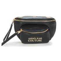 VERSACE Casual Style Street Style Plain Logo Shoulder Bags