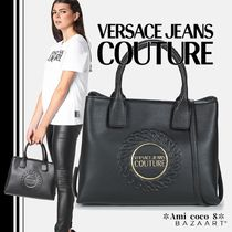 VERSACE Casual Style 2WAY Party Style Elegant Style Handbags