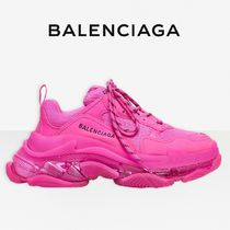 BALENCIAGA Triple S Low-Top Sneakers