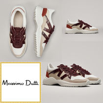 Massimo Dutti Low-Top Sneakers