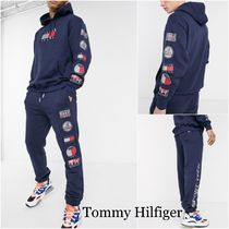 Tommy Hilfiger Blended Fabrics Street Style Two-Piece Sets