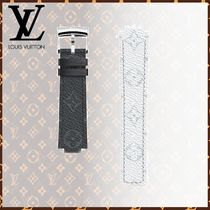 Louis Vuitton MONOGRAM Blended Fabrics Watches Watches