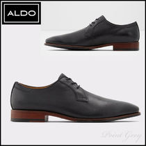 ALDO [ALDO] Elegant Leather Oxford Dress Shoes - Salelian