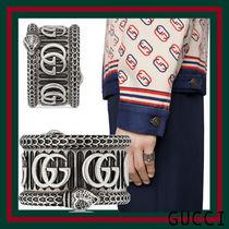 GUCCI Other Animal Patterns Silver Rings