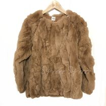 Ron Herman Short Fur Cashmere & Fur Coats