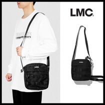 LMC Casual Style Unisex Street Style Shoulder Bags