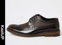 River Island Leather Oxfords