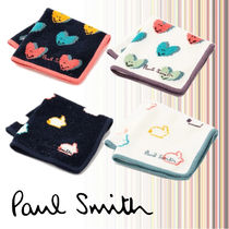 Paul Smith Heart Other Animal Patterns Cotton Handkerchief