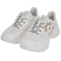 MLB Korea Other Check Patterns Unisex Low-Top Sneakers