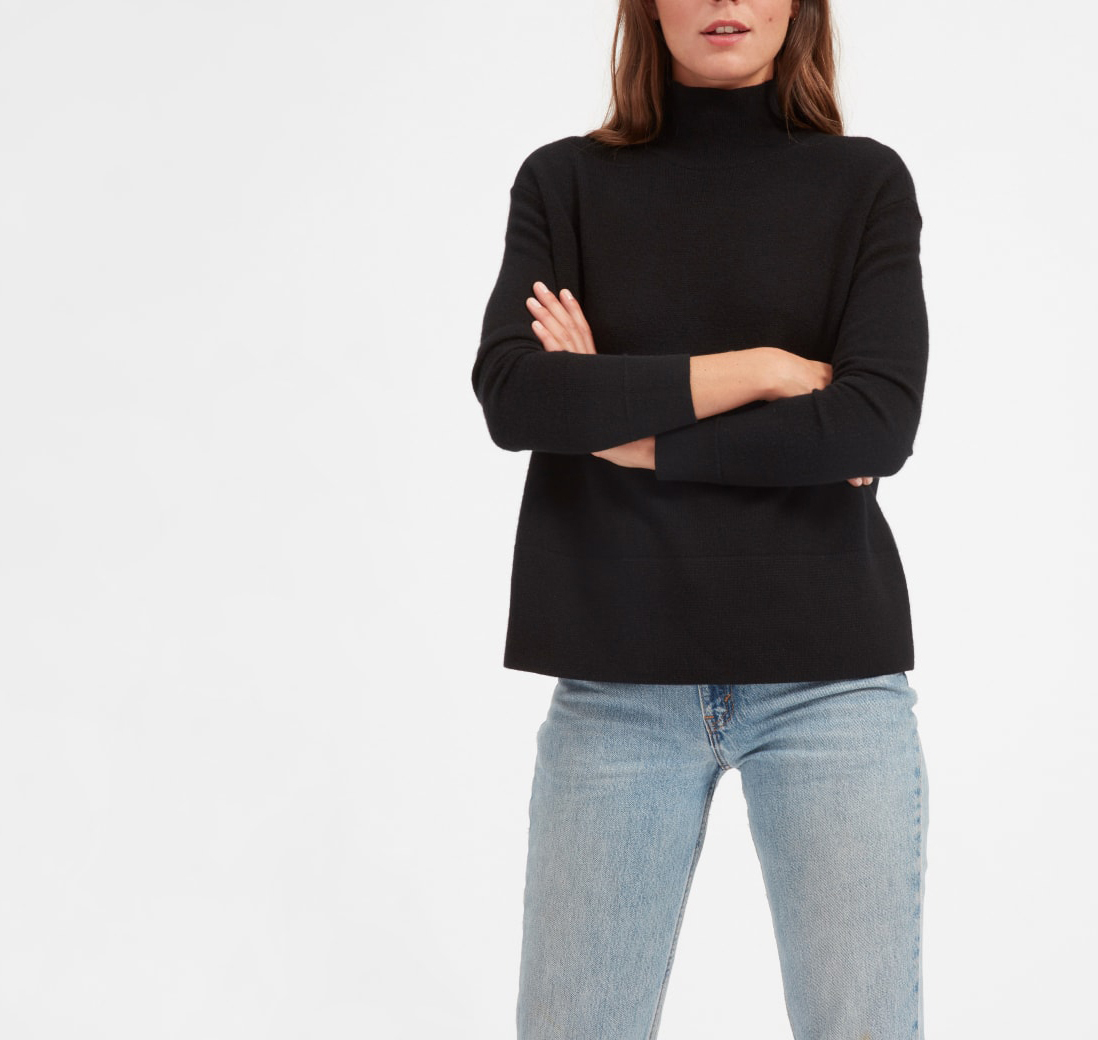 shop everlane clothing