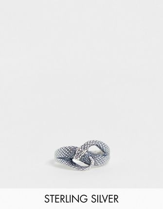 ASOS Street Style Other Animal Patterns Silver Rings