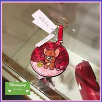 kate spade new york Collaboration PVC Clothing Keychains & Bag Charms