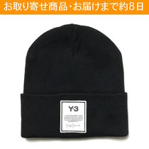 Y-3 Unisex Collaboration Knit Hats