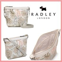 RADLEY Flower Patterns Casual Style Office Style Shoulder Bags