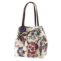 Tory Burch Flower Patterns Purses Totes