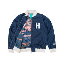 Ron Herman Short Unisex Denim Plain Handmade Logo Souvenir Jackets