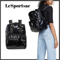 LeSportsac Plain Backpacks