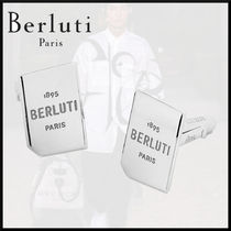 Berluti Plain Silver Watches & Jewelry