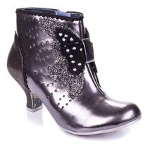 Irregular Choice Round Toe Casual Style Boots Boots