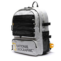 NATIONAL GEOGRAPHIC Casual Style Unisex Blended Fabrics Street Style Backpacks