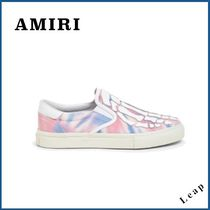 AMIRI Street Style Slip-On Shoes