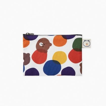 Street Style Collaboration Pouches & Cosmetic Bags