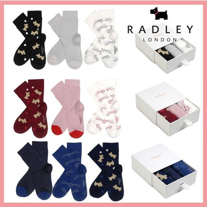 Cotton Logo Socks & Tights