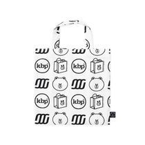 LINE FRIENDS Casual Style Street Style Collaboration Logo Totes