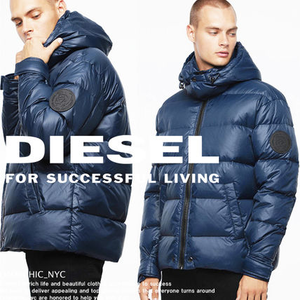 Nylon Down Jackets