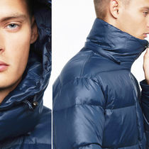 DIESEL Nylon Down Jackets