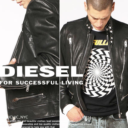 Leather MA-1 Bomber Jackets