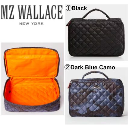 Camouflage Plain Pouches & Cosmetic Bags