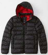 Abercrombie & Fitch Short Jackets
