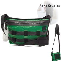 Acne 3WAY Plain Messenger & Shoulder Bags