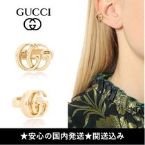 GUCCI Party Style 18K Gold Elegant Style Party Jewelry