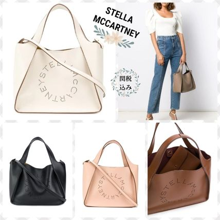 Casual Style Suede Faux Fur Blended Fabrics Bag in Bag 2WAY