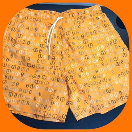 HERMES Monogram Co-ord Swimwear