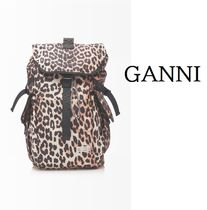 Ganni Backpacks
