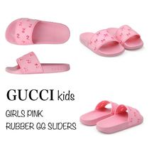 GUCCI GG Marmont Kids Girl Sandals
