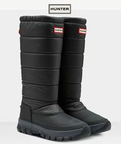 HUNTER Mid Heel Boots