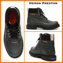 Heron Preston Plain Boots