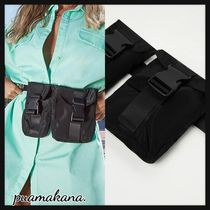 PrettyLittleThing Casual Style Plain Bags