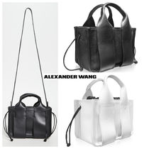 Alexander Wang Casual Style Street Style Shoulder Bags
