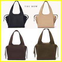 The Row Plain Leather Totes