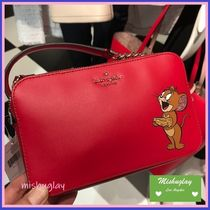 kate spade new york Collaboration Leather Shoulder Bags