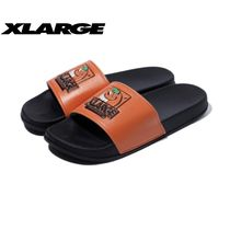 X-Large Unisex Street Style Collaboration Shower Shoes PVC Clothing