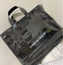 COMME des GARCONS Unisex Street Style Totes