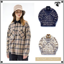 perstep Other Check Patterns Casual Style Unisex Street Style
